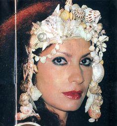 """""""Clara Nunes - A Verdadeira Vida"""" - artigo na revista """"Manchete"""" de 1983 - página 2/5."""