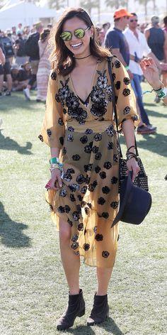 Celebrity Fashion at Coachella 2016   InStyle.com