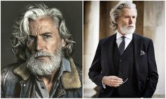 10 Men Who Proved Age is Just a Number with These Sexy Transformations