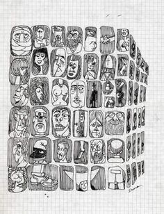 many televisions by ettore scola