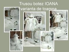 ISSUU - Trusouri botez new born baptism layette by Imbracaminte copii -Johnny Prodcomimpex