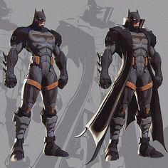 Character Concept, Character Art, Concept Art, Character Design, Batman Art, Lego Batman, Comic Books Art, Comic Art, Arte Gundam