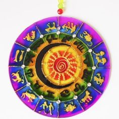 Ativador Energético Mandala Zodíaco.