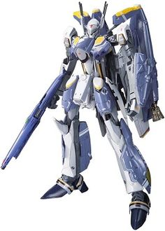 Alto's custom VF-25F Messiah Valkyrie makes its debut with the release of this exceptionally detailed snap-fit plastic model kit!