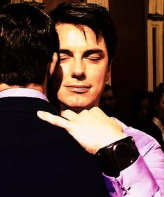 The most romantic moment on TorchWood. Captain Jack harkness and the real captain. Jack harkness.