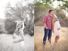 love the maternity pose in both of these