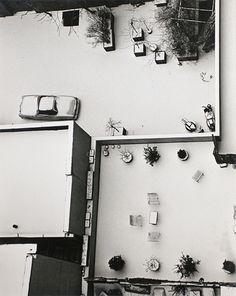 MacDougal Alley, New York André Kertész, 1965