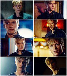 """#Shadowhunters 2x14 """"The Fair Folk"""" - no offense but Sebastian is gorgeous"""