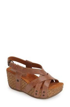 bussola odette platform wedge sandal women nordstrom