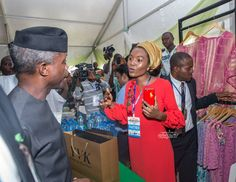 I HAVE SEEN THE FUTURE OF NIGERIA'S ECONOMY; IT'S IN MSMEs – OSINBAJO