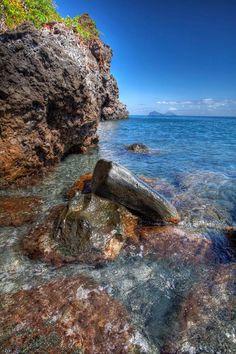 Lipari: in lontananza Panarea e Stromboli #Aeolian