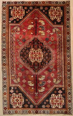 Orient Teppich Nomaden orientalisch 240 x 148 cm Carpet
