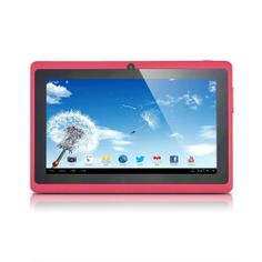 Alldaymallฎ Y88 7 Inch Android Tablet PC MID, Dual Core 1.2GHz, Android 4.1 Jelly Bean, 512MB RAM, 4GB ROM, Dual...