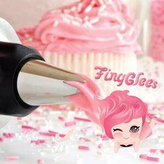 핑크가 좋아~ I love pink . #tingglees#tingglee#팅글리#pink#cupcake#sweets#sugar#cream#sweet#character#smaiu#스마이유#캐릭터#달콤한#컵케이크#디자인#크림#핑크핑크#핑크#분홍#vector#illustration#design#일러스트