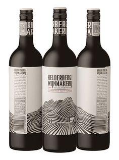 #packaging Helderberg Wijnmakerij