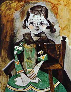 Pablo Picasso- Cubismo