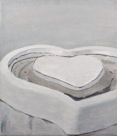 Luc Tuymans » St. ValentineDavid Zwirner