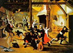 The early-modern Military Revolution