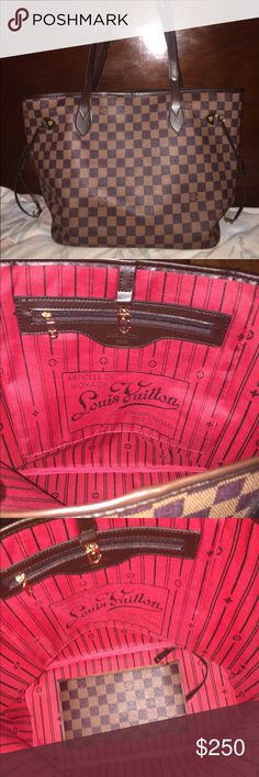 Louis Vuitton Neverfull New. High quality. Louis Vuitton Bags Totes