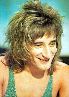 The #70's ~ Young Rod Stewart