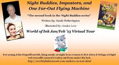 Inspiring Books and Products for Kids: Guest Post: Where Do Author Ideas Come From with Sands Hetheringont, author of the after lights out adventure, Night Buddies... http://rothsinspiringbooksandproducts.wordpress.com/2013/02/04/guest-post-for-sands-hetherington/