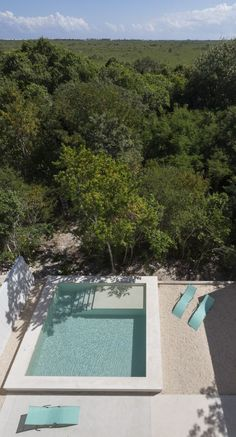 Decor – Pools :     Gallery of PM House / Cadaval & Solà-Morales – 21    -Read More –