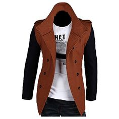 Herren Fashion Longarm Zweireihig Hit Farbe Korean Style Slim Fit Casual Laessige Mantel(52,Brick red) Fashion Season http://www.amazon.de/dp/B00MGH80OI/ref=cm_sw_r_pi_dp_sSTGub1NWXRAG