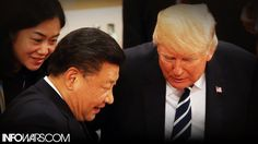 Xi Jinping And Donald Trump Work Together To Isolate North Korea's Economy