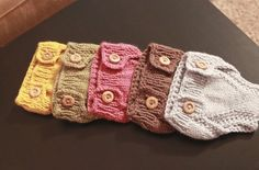 Pattern Newborn Diaper Cover by KnitsDuNord on Etsy