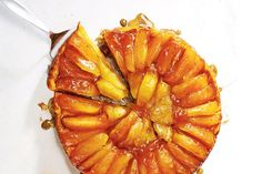 The Ultimate Tarte Tatin—Juicy fall apples are the crowning glory of this classic French upside-down tart. Real vanilla bean accentuates the apples' natural sweetness and adds a warm, inviting aroma.