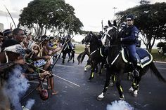 See How World Cup Protests Are Really Heating Up in Brazil