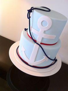 Nautical cake... yes