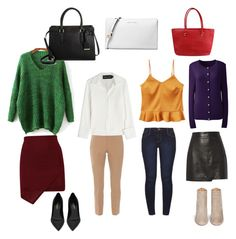 Designer Clothes, Shoes & Bags for Women Brandon Maxwell, Aquazzura, Lands End, Yves Saint Laurent, Mango, Peace, Michael Kors, Shoe Bag, Polyvore