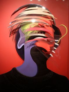 "Adam Neate ""Dimensional Paintings"""