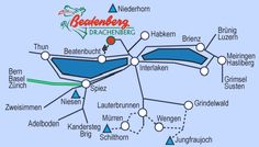 berner oberland switzerland map - Yahoo Image Search Results