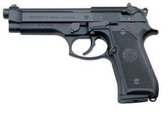 """[$600] Beretta USA 92FS Italy 9mm 4.9"""" 15+1Rds : Semi Auto Pistols at GunBroker.com"""