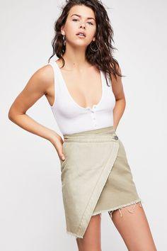 Wild Thing Skirt | Free People