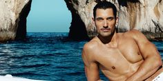 David Gandy - British Model, Fashion Icon, Man About Town