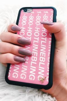 Wildflower Hotline Bling iPhone 6/6S Case