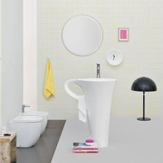 Jo Bagno It Arredo Bagno E Sanitari In Ceramica.11 Fantastiche Immagini Su Lavabi Su Colonna