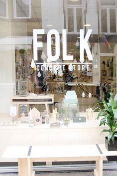 FOLK conceptstore - Groningen | Love to Share