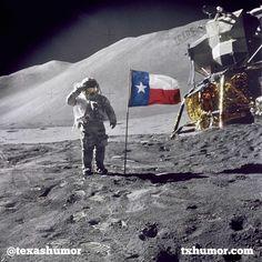 Texans have a great sense of humor, too.  I love Texas.