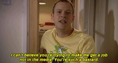 """34 """"Peep Show"""" Quotes That Sum Up Your Weird, Awkward, Boring Life Peep Show Quotes, Funny Tv Quotes, Boring Life, Tinder Dating, Sum Up, World View, When You Realize, Get The Job, Talking To You"""