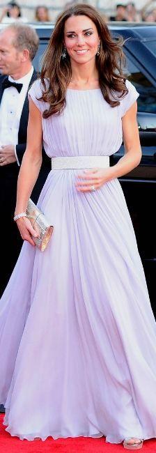 Dress – Alexander McQueen    Shoes and purse – Jimmy Choo