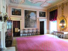 The Eating Room, Osterley Park