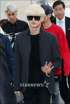 140510- EXO Suho @ Incheon Airport