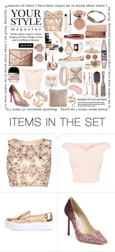"""Rose😱😱"" by s-timi ❤ liked on Polyvore featuring art"