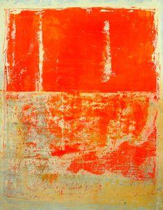 Chrstian Hetzel - mask and layer Art Journal Inspiration, Painting Inspiration, Abstract Expressionism, Abstract Art, Modern Art, Contemporary Art, Orange Art, Funky Art, Box Art