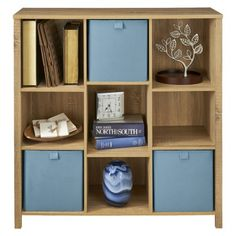 ClosetMaid Premium 9-Cube Organizer - Weathered Oak (Target)