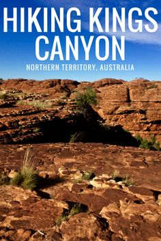 Hiking Kings Canyon Rim Walk at Sunrise Wanderlust | Travel the World | See Adventure | Travel Photography | Australia | Outback | Hiking
